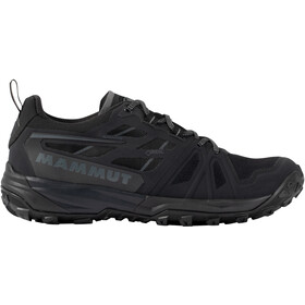 Mammut Saentis Low GTX Chaussures Femme, black/phantom